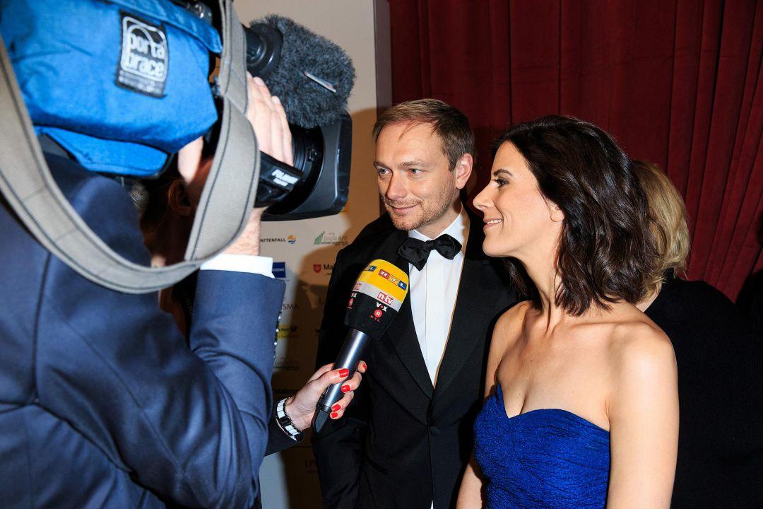 Presseball 2015 by Peter Vogel. Fotografie.