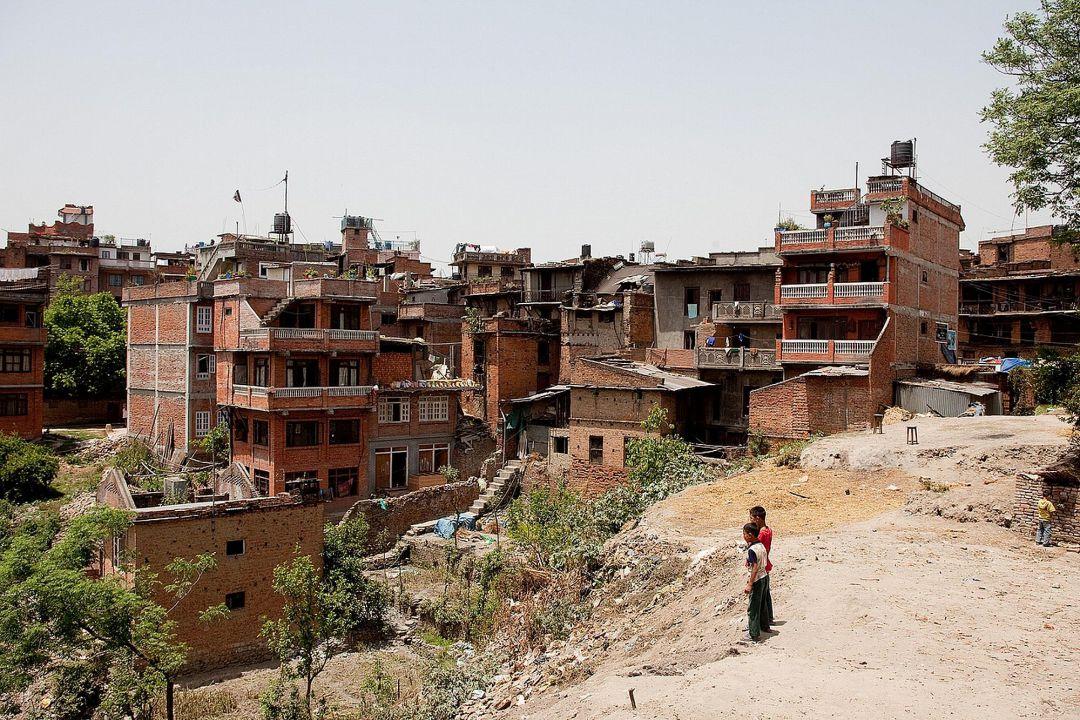 Nepal Kathmandu Streetlife