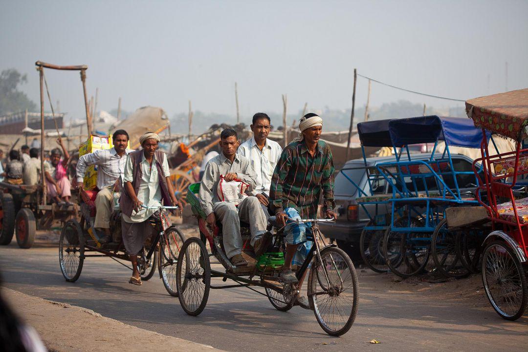 streetlife indien Peter Vogel. Fotografie.