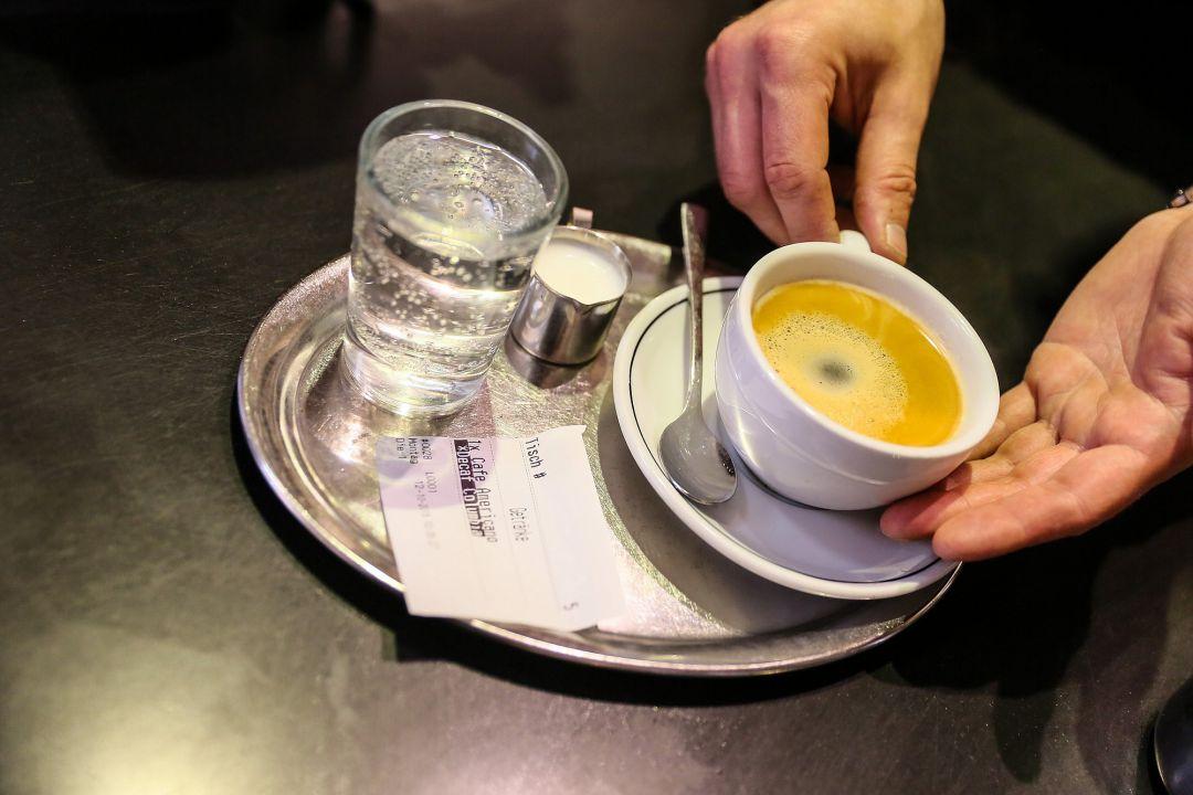 Imagefotos für ein Berliner Café - Businessfotograf Peter Vogel